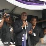 """Bouterse: """"Verzoening moet bij jezelf beginnen"""""""