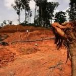 Verzet in West-Suriname tegen goudzoekers