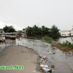 DHV herstelt Waterkant Paramaribo