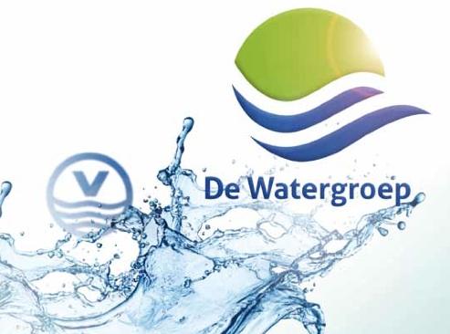 De watergroep inloggen