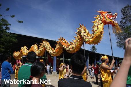 Viering Chinees Nieuwjaar in Suriname