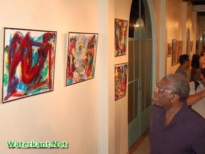 Srefidensi tentoonstelling