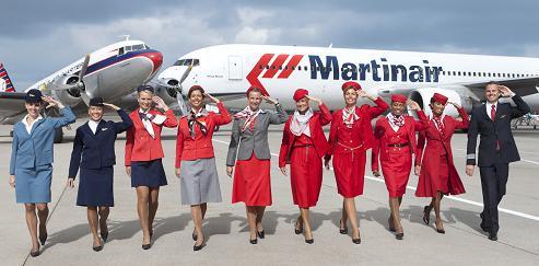 the End of Martinair passenger flights