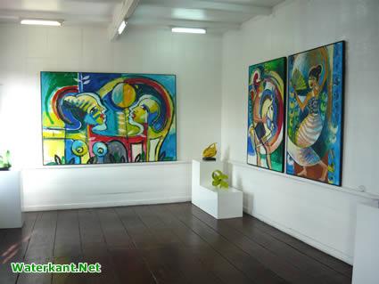 Double Feature van Asmoredjo en Wolterstorff in Suriname