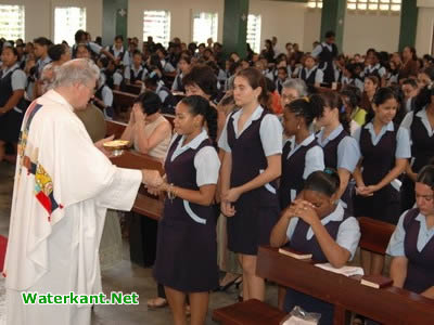 Louise school Suriname 2