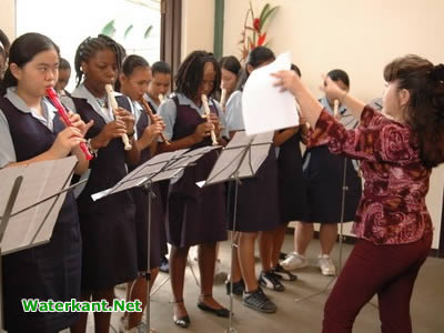 Louise school Suriname 3