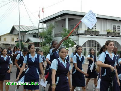 Louise school Suriname 4