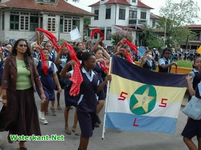 Louise school Suriname 5