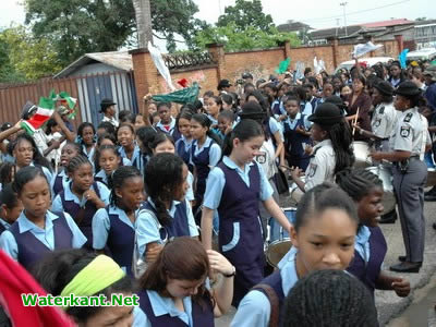 Louise school Suriname 6