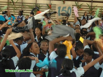 Louise school Suriname 9