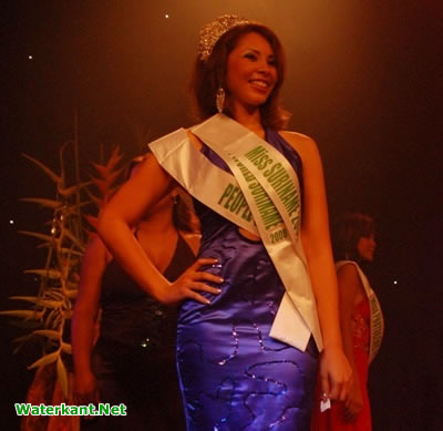 Miss Suriname 2008