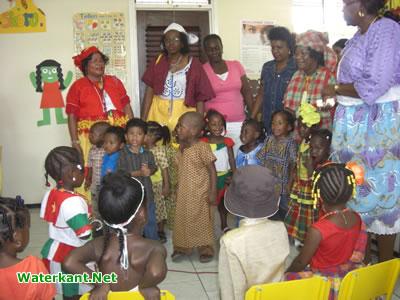 Feestelijke opening van Prey Skoro's in Suriname