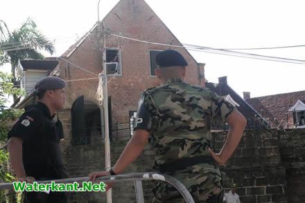 Krijgsraad Suriname op plaats delict 8-12-82