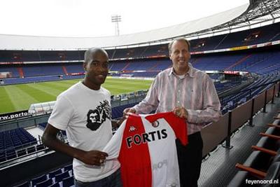 Dwight Tiendalli © Feyenoord.nl