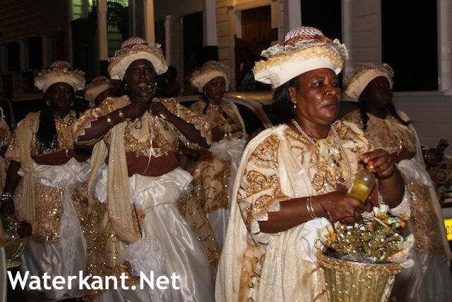 Avond Vierdaagse Wandelmars (AVD) in Suriname