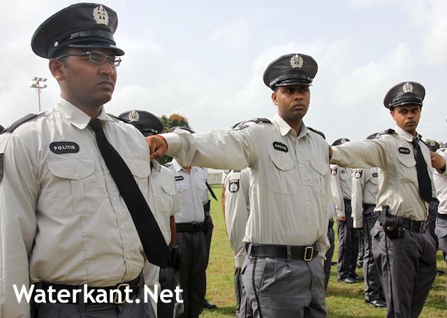 Anonieme brief: Surinaamse politiebaas corrupt