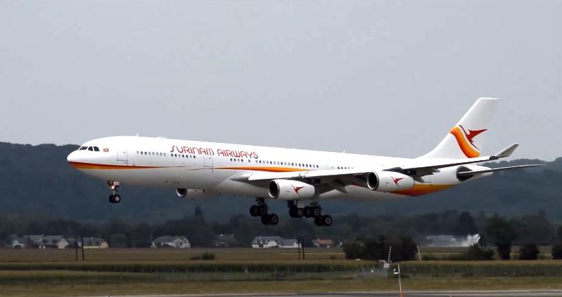 Surinam Airways - Surinaamse Luchtvaart Maatschappij SLM