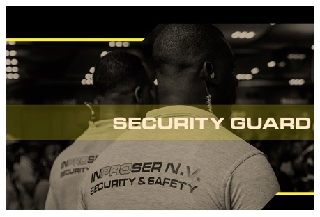 Vacatures in Suriname:  SECURITY GUARDS