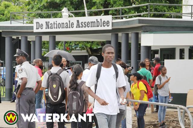 Algemene politieke beschouwingen medio januari in Nationale Assemblee Suriname