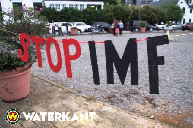 'Breuk met IMF: Suriname komt als oplichter over'