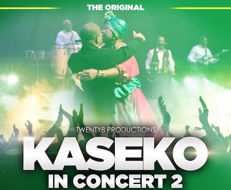 Show 'Kaseko in Concert Twee' in Meervaart al uitverkocht