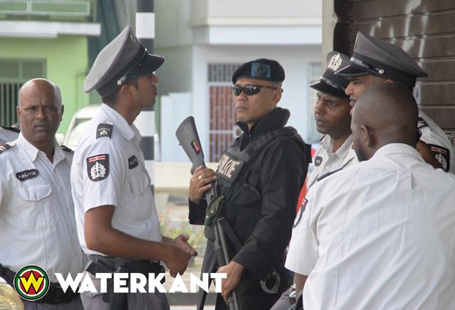 Korps Politie Suriname vindt drugs tijdens invallen