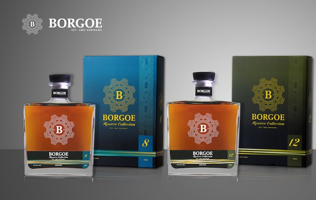Zilver voor Borgoe Rum in San Francisco(VS)