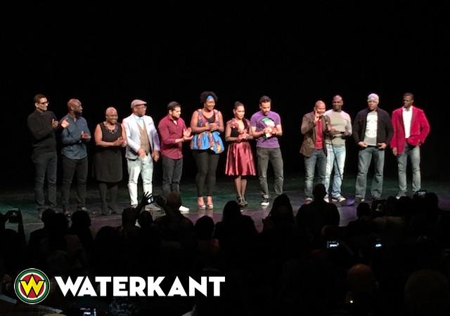 Srefidensi ComedyShow op 25 november in Amsterdam
