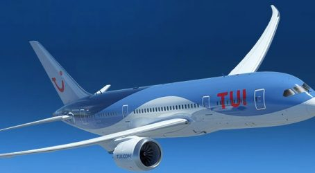 tui fly vliegt met dreamliner naar suriname waterkant