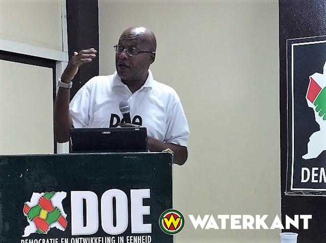 Politieke partij DOE in Suriname