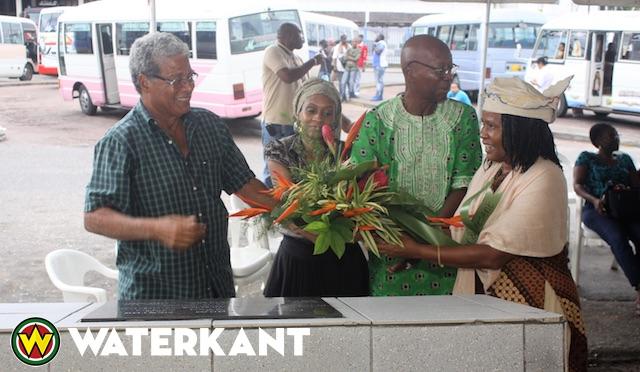 door Suriname in ere hersteld als helden