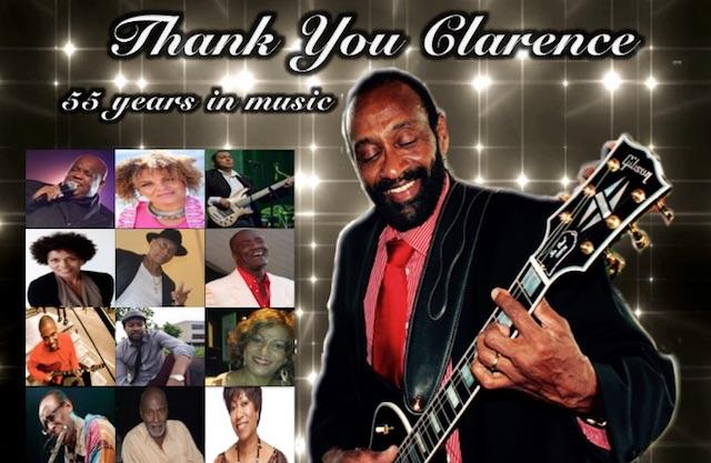Surinaamse coryfeeën eren muzikant Clarence Breeveld in Houten