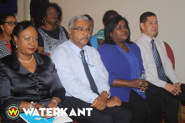 Republic Bank Suriname helpt vier sociale instellingen