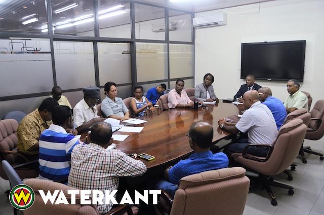 Herwaardering ook voor personeel Universiteit Suriname