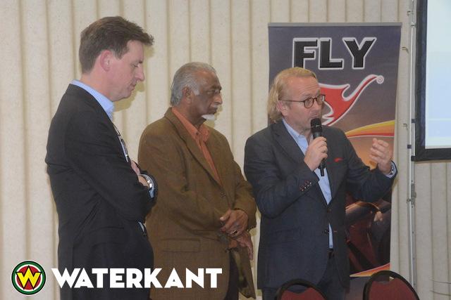 Presentatie TUI Nederland over plannen met Suriname