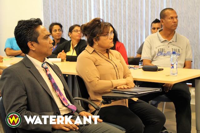 Training voor medewerkers Nationaal Archief Suriname