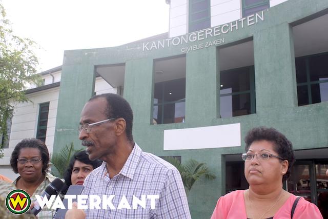 Geen vonnis in zaak leraren en regering Suriname