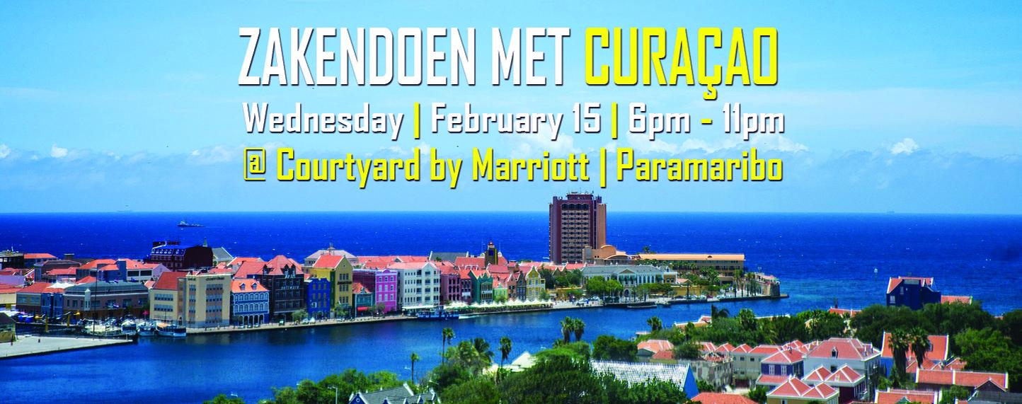 Congres 'zakendoen met Curaçao' in Suriname