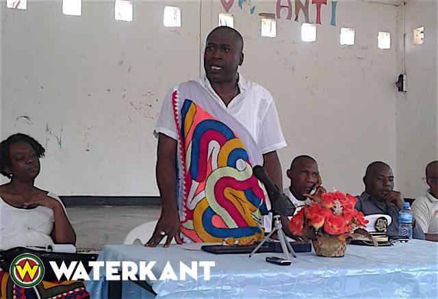 Minister Regionale Ontwikkeling bezoekt Zuidoost Suriname