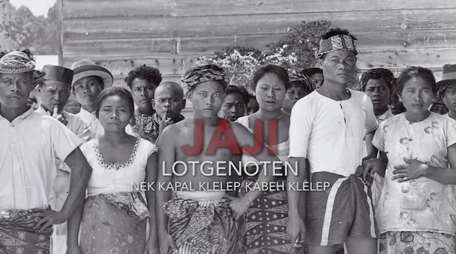 Javaanse documentaire Jaji