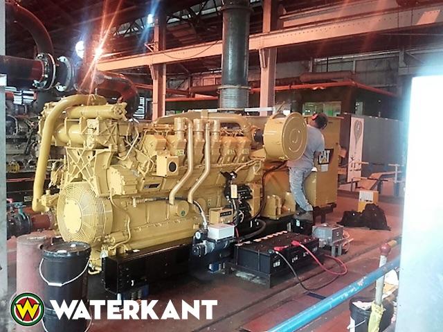 energievoorziening Moengo Suriname