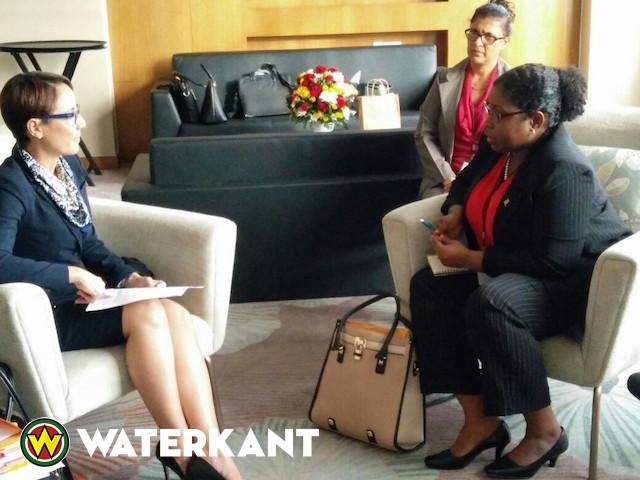 Suriname op Staatshoofdenvergadering CARICOM