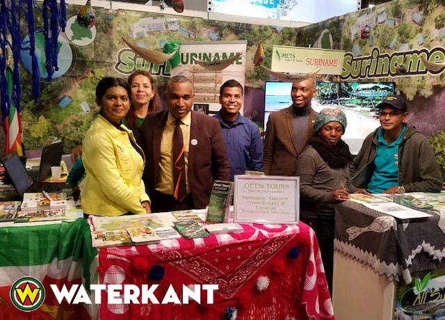Suriname op de vakantiesalon Brussel