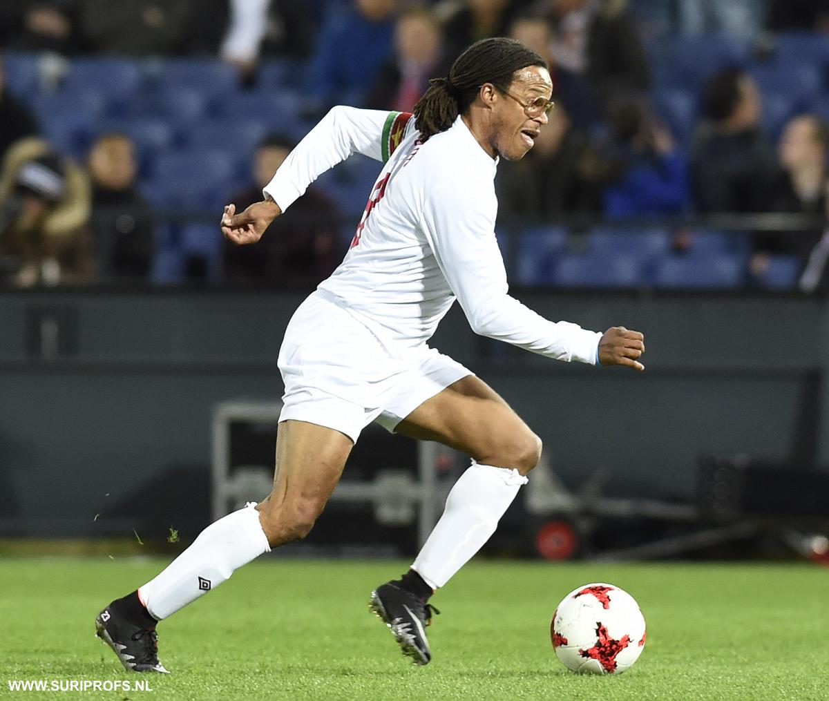 'Davids kan ook bondscoach Nederland worden'