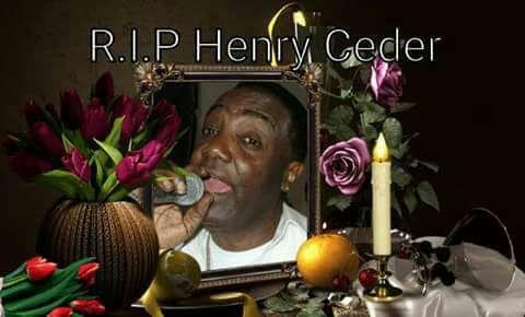 Henry Ceder wordt toch in Suriname begraven