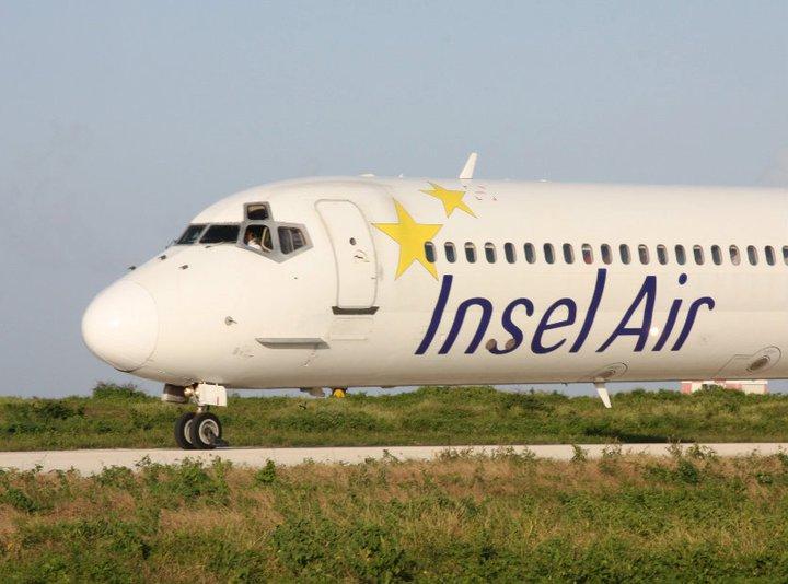 Verkoop Insel Air vliegtickets stopgezet in Suriname