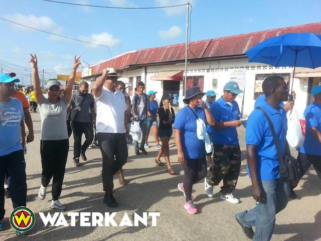 Jaarlijks terugkerende wandelmars Hassankhan Scholengemeenschap