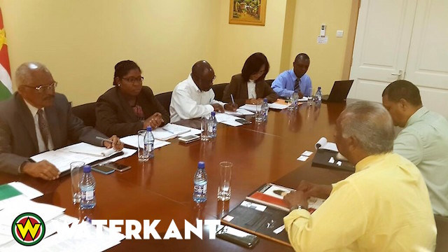 Samenwerking SLM en ministerie BuZa Suriname