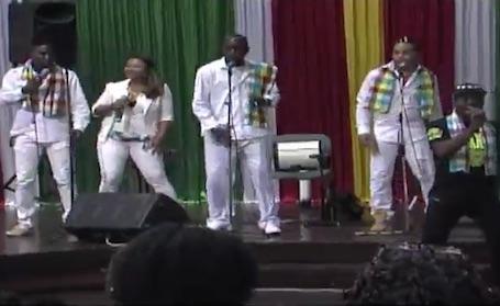 Ook ode aan zanger Henry Ceder in Suriname