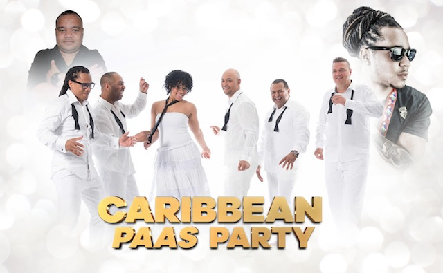 Caribbean Paas Party - zondag 16 april in Rijswijk